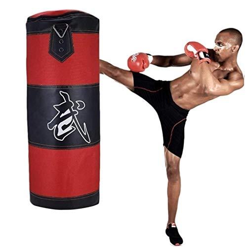Hanging Sacco da Boxe Vacanti Durevole Cucito A Mano Lightweight Boxing Sacco da Boxe MMA Workout Fitness Training Kicking Punzonatura for Adulti Bambini