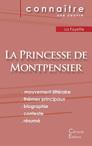 Fiche de lecture La Princesse de Montpensier de Madame de La Fayette (Analyse littéraire de référence et résumé complet)