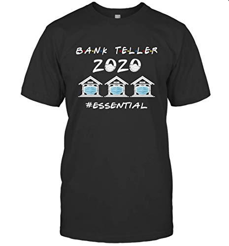 Top-Kevin Bank Teller 2020 Essential Custom Shirt