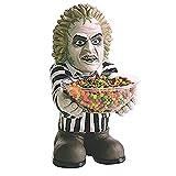 JOIUJmz Horror-Halloween-Dekoration, Freddy Krueger Candy Bowl Halter, Outdoor-Rasen-Dekor, verwendet, um Süßigkeiten, Snacks, Schlüssel zu Legen (C)