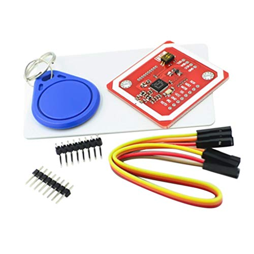 SDENSHI Módulo Inalámbrico NFC para Arudino V3 Kits NFC Modo Lector Y Escritor