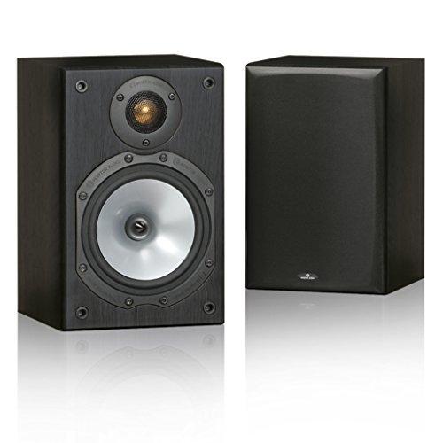 Monitor Audio Reference 1 Schwarz Regallautsprecher - Paar