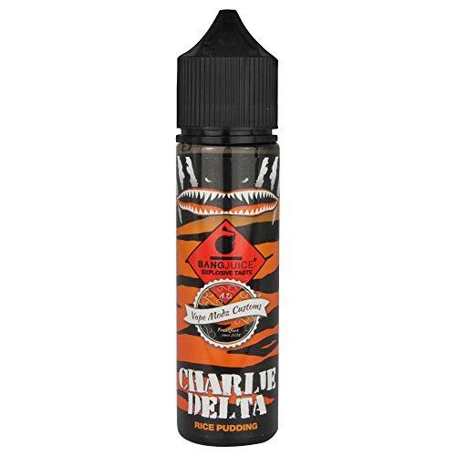 Bang Juice Aromakonzentrat Charlie Delta VMC Edition, Shake-and-Vape zum Mischen mit Basisliquid für e-Liquid, 0.0 mg Nikotin, 15 ml
