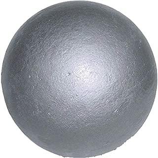 100 X 0.68 Cal. Jawbreaker Solid Balls Paintballs Self Defense Nylon 3.5 Gram Paintballs Black Less Lethal Practice Balls