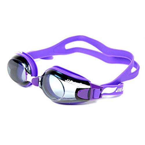 Funytine Anti-mist Zwembril Grote Frame Zwembril Voor Vrouwen Voor Mannen Vrouwen Volwassen Jeugd Kinderen