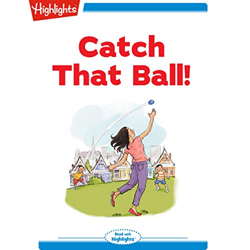 Catch That Ball copertina