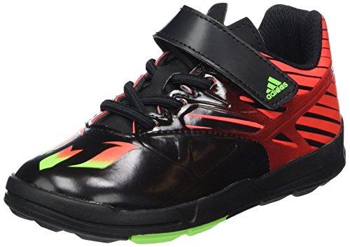 adidas Unisex-Kinder Messi EL I K Sneaker, Schwarz (Black AF4053), 21 EU