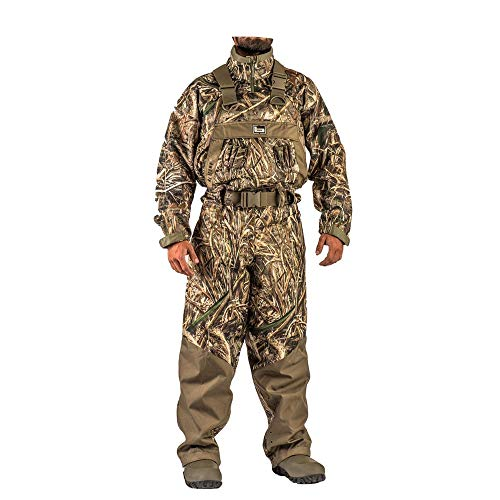 RedZone 2.0 Breathable Insulated Wader - MAX5 - Size 12 - Stout