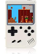 handhållen retro spelkonsol Retro FC Plus 168 spel bärbar videospelare klassisk mini