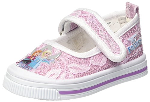 Disney Ballet Pizzo, Sneaker Bambina, Viola, 21 EU