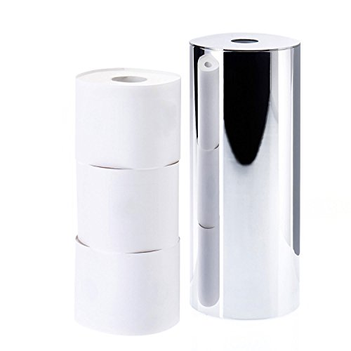 Reserverollenhalter BIN 1 chrom Decor Walther WC-Rollen Ersatzhalter