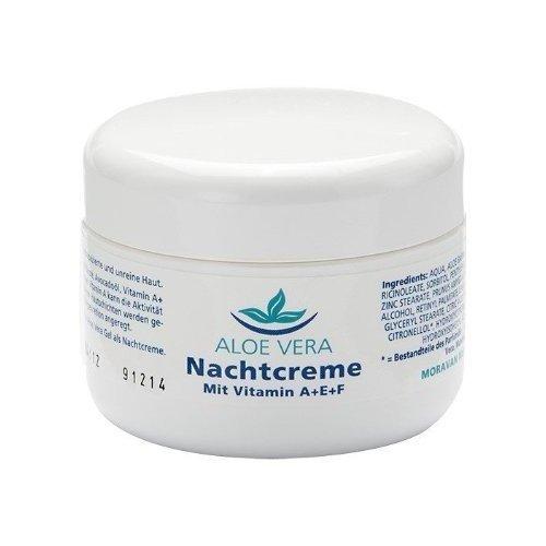 MORAVAN Aloe Vera Nachtcreme - 75 ml