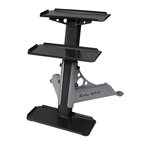 Body-Solid GDKR50 Compact Kettlebell Rack