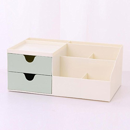 Desktop storage box Drawer type ...