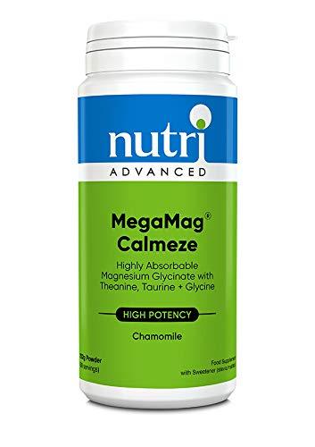 Nutri Advanced MegaMag Calmeze (Chamomile) 252g (30 Servings)