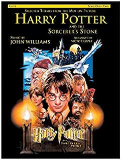Selected Themes From Harry Potter And The Sorcerer's Stone For Flute. Partituras para Flauta