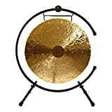 """24"""" to 26"""" Gongs on the Meinl Table Gong Stand (TMTGS-XL)"""