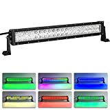 Nicoko Offroad Driving 120w 20/22Inch Straight LED...