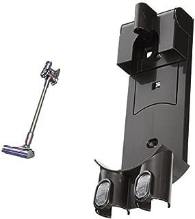 Dyson V8 Animal Cord Free Vacuum, Iron/Titanium & Dyson DC58 DC59 Handheld Vacuum Cleaner Wall Mount Bracket / Docking Station