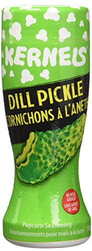 Find Cheap Kernels Dill Pickle Popcorn Seasoning