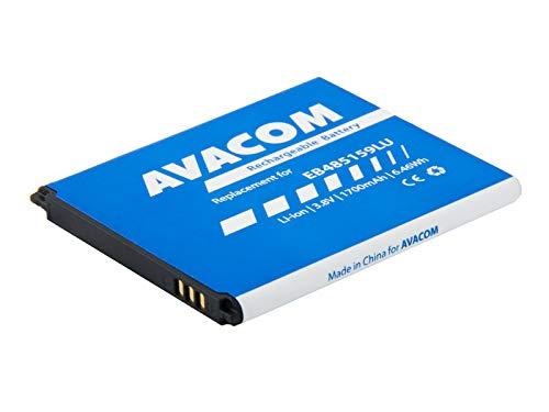 Batteria per cellulare Samsung Galaxy Xcover 2 Li-Ion 3, 8 V 1700 mAh, (ricambio EB485159LU)