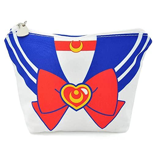 Trousse per i trucchi o astuccio in design da uniforme per i fan di Sailor Moon | Motivo: Usagi Tsukino