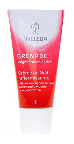 Weleda, straffende Nachtcreme Granatapfel, 30ml