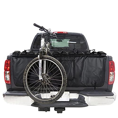Hayonmatte für Fahrrad – Heckklappenmatte für LKW, Schutzkissen für Heckklappe, wasserdicht, Fahrradträger für LKW-Bett, Universal-Bezug für Mountainbikes