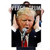 DIYthinker American President Against Great Image Sticker Decoration Poster Playbill Wallpaper Window Decal