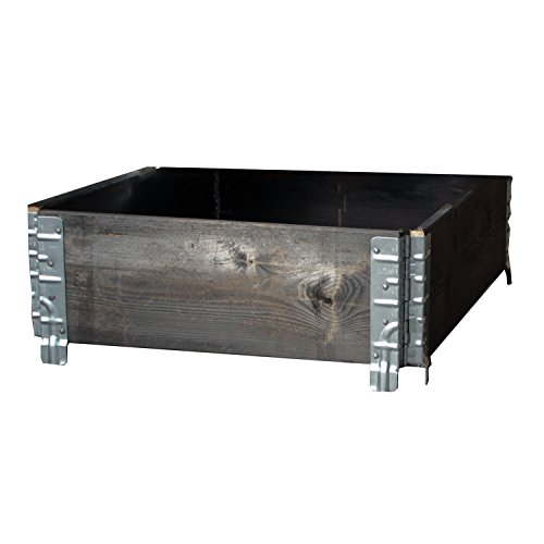 Hans Schourup 13501040/Heavy Duty Shelving Unit with 5/Shelves MDF Maximum Load up to 350/kg per Shelf 180/cm x 90/cm x 45/cm Grey