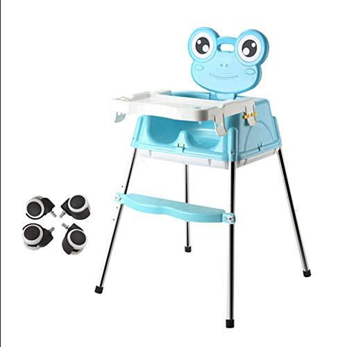 shixiaodan Kinderhochstuhl Große Baby Speisekinderstuhl Stuhl im Restaurant zu Essen multifunktionale klappbaren tragbaren Babystuhl Esstisch Stuhlsitz Esse