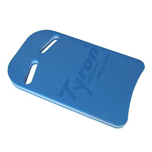 Tyron Schwimmbrett (groß mit Grifflöchern) | Schwimmbrett | Kickboard | Schwimmhilfe für das Schwimmtraining