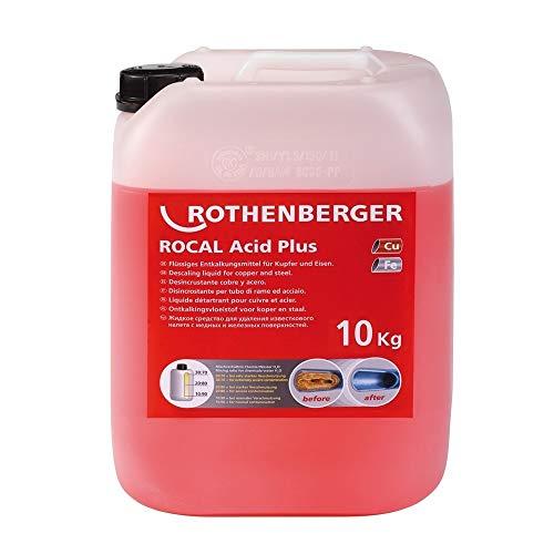ROTHENBERGER 1500000914 - Desincrustante cu-acero 25 kg
