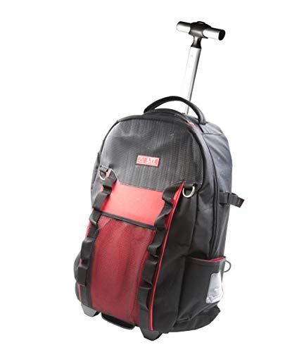 LTI by Krino 65991015 Trolley met organizer voor professionals, robuust, handig en praktisch. Tas 57 met PC/tablet, 30 liter, capaciteit 20 kg