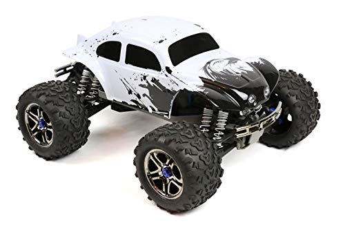 SummitLink Compatible Custom Body Eagle Style Replacement for 1/10 1/8 Scale RC Car or Truck (Truck not Included) B-E-01