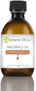 Fresh Linen Fragrance Oil concentrate 500 ml for soap bath bombs and candles cosmetics.