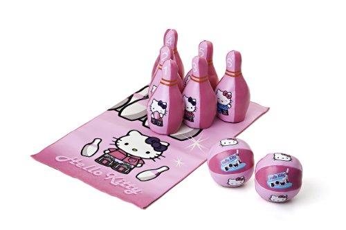 Hello Kitty - Juego de Bolos (Saica Toys 6541)