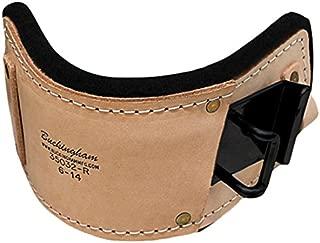 Buckingham 350321 Angled Buck Alloy Aluminum 'C' Pad, Leather/DriLex