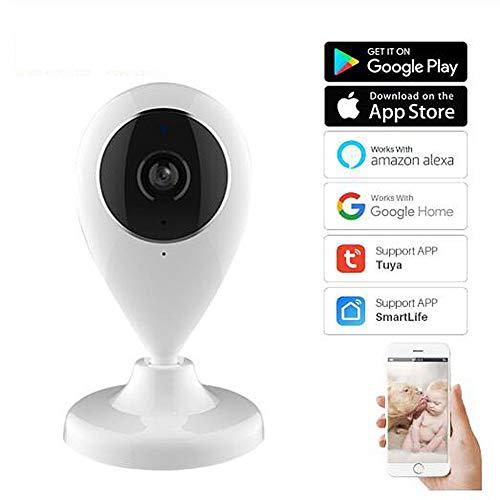 WiFi IP-camera draadloze smart home security monitoring van APP controleert tweeweg audio werk beweging en geluid detectie alarm, nachtzicht