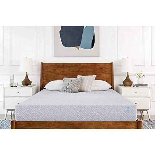 Full Mattress, Inofia 8 Inch Memory Foam Mattress in a Box, Sleep Cooler with More Pressure Relief & Support,...