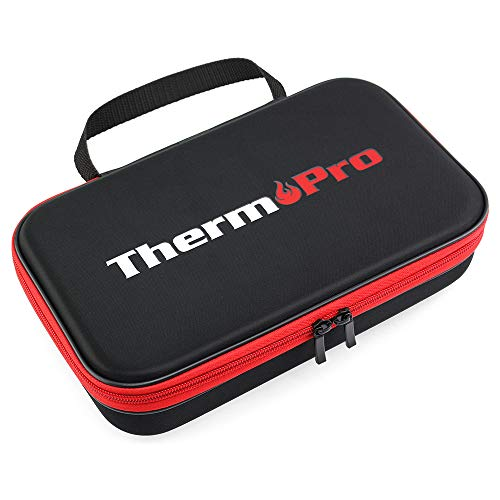 ThermoPro TP99 Hard Carrying Case Storage Bag for TP-07, TP-08S, TP20