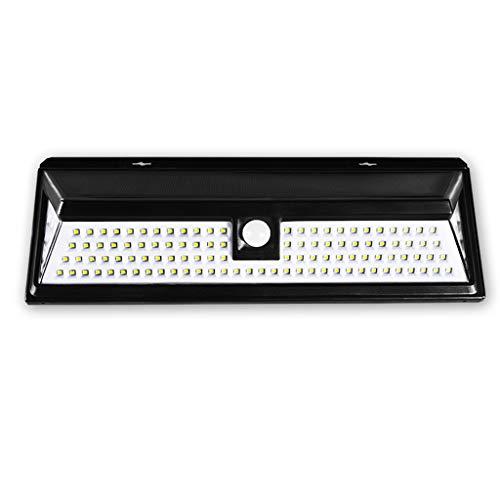 WAHHW nieuwe LED Solar wandlamp afstandsbediening wandlamp verblinding buiten inductielicht IP65 waterdicht licht, eenvoudig te monteren voordeur, binnenplaats, garage, veiligheid buiten licht