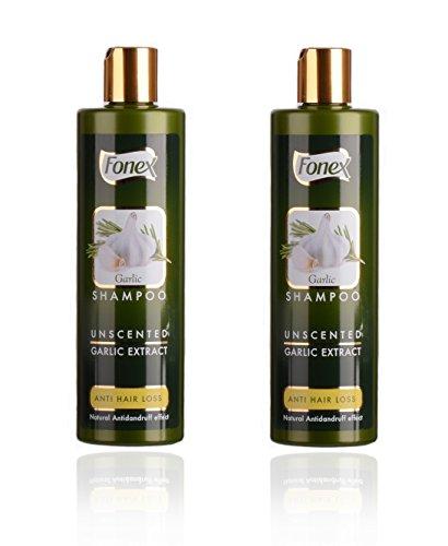 2 x Knoblauch Pflege Shampoo 375 ml
