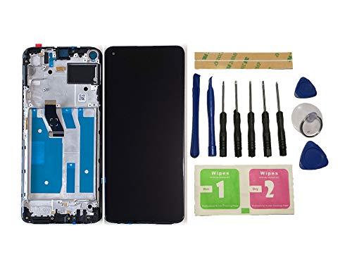 """Flügel für Huawei Honor Play 4 6.81\"""" Display LCD Ersatzdisplay Schwarz Touchscreen Digitizer Bildschirm Glas Komplett Einheit mit Rahmen Ersatzteile & Werkzeuge & Kleber"""
