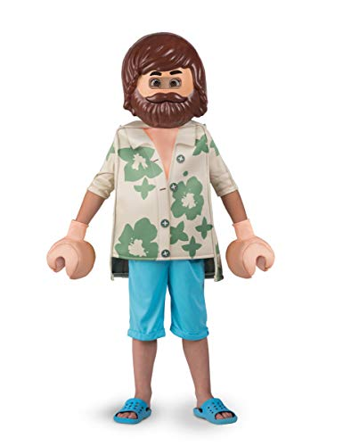 Viving Costumes, S.L. Disfraz de Playmobil Movie Del
