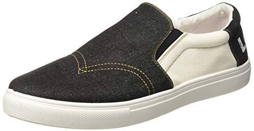 Levi's Men Shinn Regular Black Sneakers-8 UK/India (42 EU) (38099-1341)