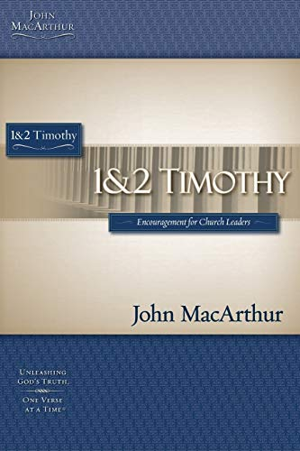1 and 2 Timothy (MacArthur Study Guide)