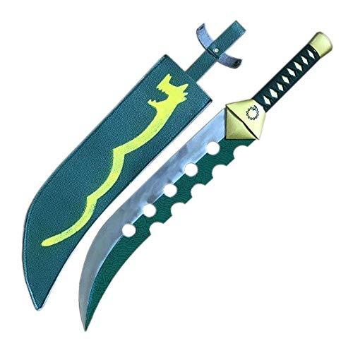 RealFireNSteel - Meliodas' Demon Schwert Lostvayne