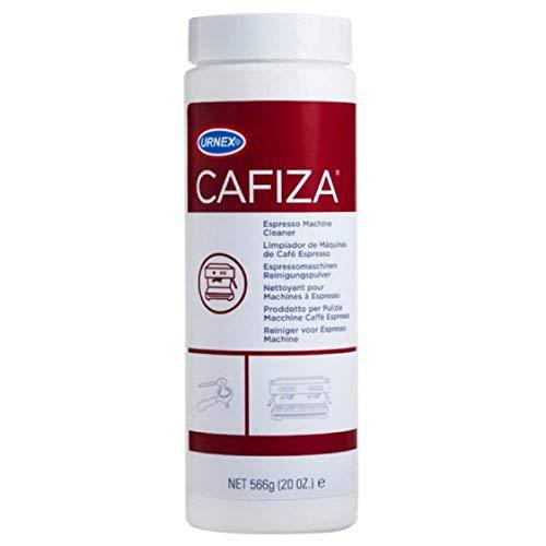 Urnex Cafiza Espresso Machine Descaler & Cleaner — 20oz Bottle (Case of 12)