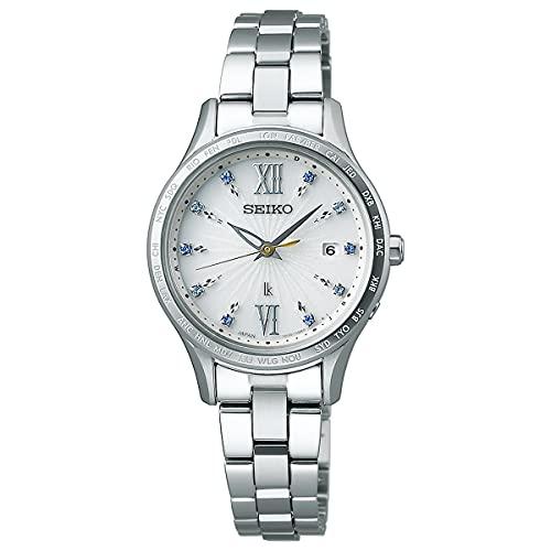[セイコーウォッチ] 腕時計 ルキア Standard Collection Limited Edition ~Sparkling White~ SSVV071 レディース シルバー